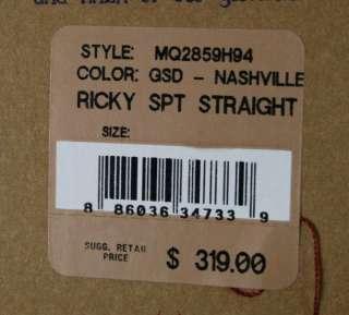 Jeans Mens Ricky Super T NASHVILLE Tonal blue stitch MQ2859H94
