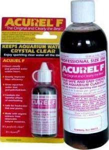 Acurel F Water Clarifier Polish Loving Pets 50 ML FISH