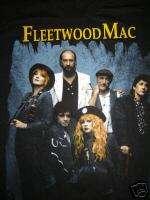 Vintage Concert T Shirt FLEETWOOD MAC NEVER WORN WASHED