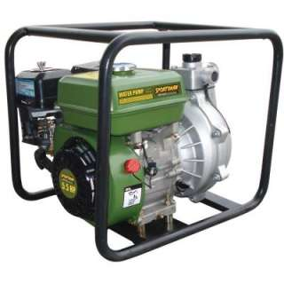 Buffalo Tools 5.5 HP Gas Powered 1.5 in. High Pressure Water Pump
