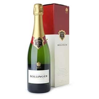 Bollinger NV Brut 750ml   BOLLINGER   Champagne gifts   Wine Shop