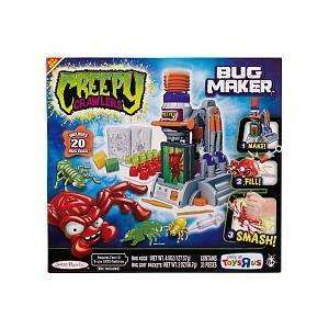 New Creepy Crawlers Bug Maker Kit Set Goo 20 BONUS Bug Eggs NEW