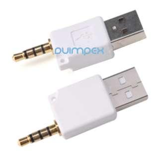 IPod Shuffle Ladekabel Handy USB to Audio Adapter 3,5mm