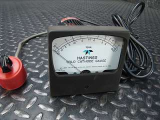 Hastings Cold Cathode Shielded Gauge NV 77