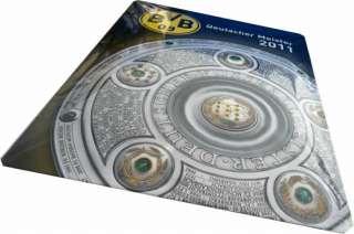 BVB Blechschild 3D Deutscher Meister Borussia Dortmund