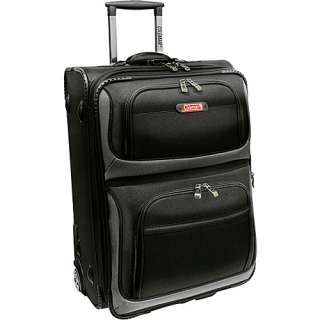 Coleman Luggage 21 Expandable Rolling Carry On
