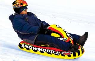 Schlitten Snow Tube Rodel Schnee Bob Sportsstuff 0029808004133