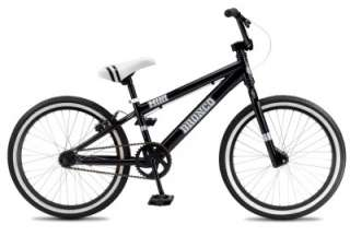 2011 SE Bikes Bronco Mini BMX Bike (20 Wheel   Black)