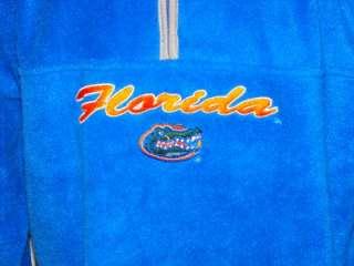 NEW Florida Gators WOMENS LARGE L NICE FLEECE JACKET 5XD