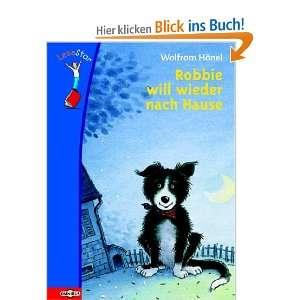 LeseStar   Robbie will wieder nach Hause  Wolfram Hänel