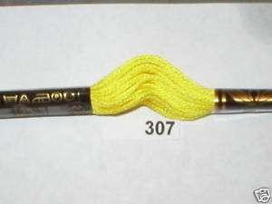 307 DMC HAND EMBROIDERY FLOSS~THREAD~100% COTTON
