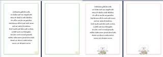 zauberhaftes Gästebuch zur Hochzeit # Farbe rot