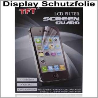 Matte Display Schutz Folie HTC Desire HD