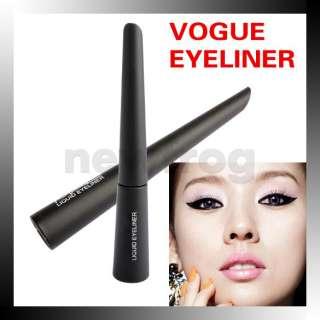 Eye Liner Black Smooth Liquid Beauty Make Up Cosmetic Eyeliner
