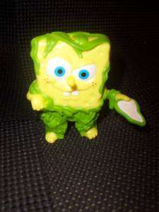 SPONGEBOB VIEWER BURGER KING KIDS CLUB TOY (#3519)