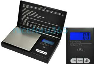 Jewelry Gold Coin Digital Gram Scale Easy to read backlit LCD