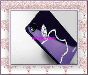 Luxury Diamond Crystal Hard Case Cover For All iphone 4 4G 4S Film