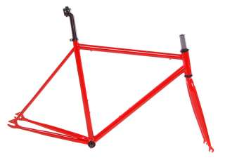 NEW TRACK FIXED GEAR FIXIE BICYCLE BIKE FRAME & FORK