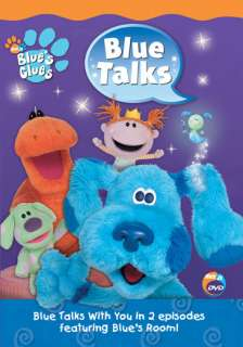 Blues Clues blue Talks [dvd] (paramount Home Video) 097368797345