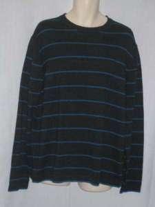 Sebastian Cooper Gray Cotton Cashmere Sweater XL NEW