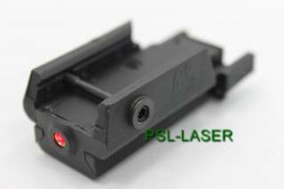 Low Profile Red Laser for Smith and Wesson M&P Pistol 9mm 40 45