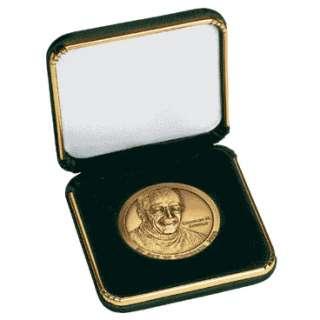 Jimmy Carter Bronze Medal US Mint 1 5/16 Velvet Case