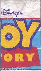 TOY STORY Birthday Party Supplies ~ Paper TABLECOVER 726528279277