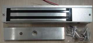 Electric Magnetic Lock With LED Light For Iron And Wooden Door Use
