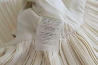 Maxi Long Dress M 6 8 UK 10 12 NWT Cream Seen on Jessica Alba