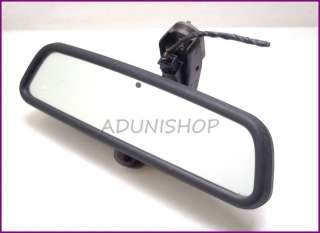 BMW 3 SERIES E46 /1999 2004 INTERIOR AUTO DIMMING REAR VIEW MIRROR PN
