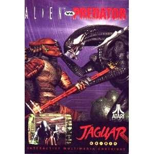 Alien Vs Predator (Atari Jaguar): Video Games