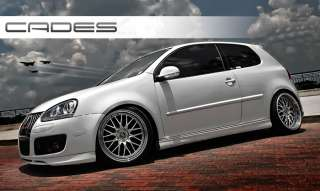 18 CADES TYRUS deep dish rear wheels for volkswagen golf 6