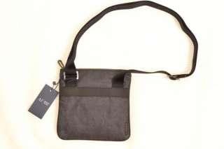 borsello uomo tracolla Armani Jeans nero grigio borsa man zip