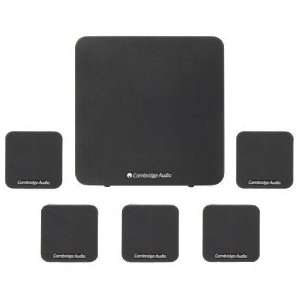 Cambridge Audio Minx S215 5.1 Home Cinema Mini Speaker System, High