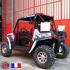 Pot déchappement Silencieux ATV/Quad LEOVINCE POLARIS RANGER RZR S