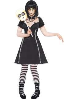 Horror Doll Costume Tokyo Gothic Killer Doll Halloween Fancy Dress