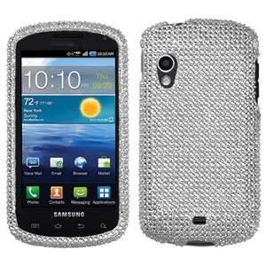 For Samsung Stratosphere Crystal Diamond BLING Hard Case Snap Phone