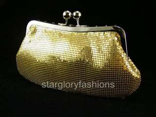 gold metallic evening clutch crystal flower jeweled emc 02811