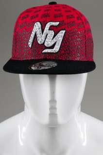 KB Ethos Urban Hip Hop NY Red Cap