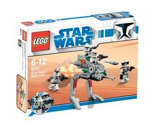 LEGO Star Wars Clone Walker Battle Pack 8014 0673419111744