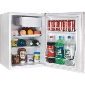 HAIER ECR27W 2.7 CU FT ENERGY STAR REFRIGERATOR/FREEZER