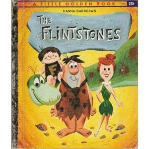 FLINTSTONES, THE, Hanna Barberas, #450, A Little golden