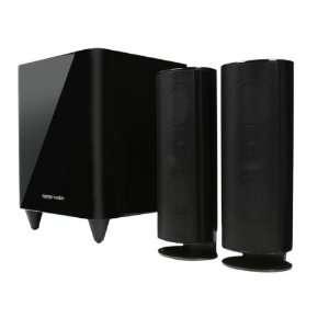 Harman Kardon HKTS 200BQ 2.1 Home Theater Speaker System (Black)