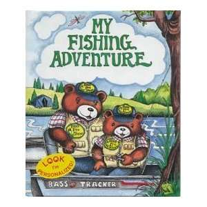 MY FISHING ADVENTURE    BARGAIN BOOK: KAREN M. HEFTY: Books