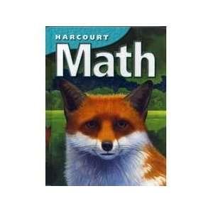 Harcourt Math byMaletsky: Maletsky & Andrews &Burton