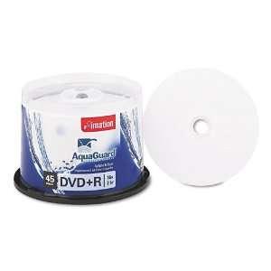 imation : Inkjet Printable DVD+R Discs, 4.7GB, 16x