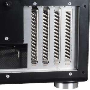 NEW Lian Li PC V353B Black Aluminium Micro ATX HTPC Chassis USB3.0