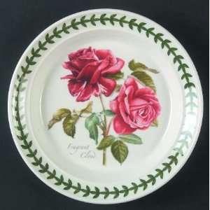 Portmeirion Botanic Roses Bread & Butter Plate, Fine China Dinnerware