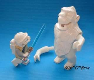 LEGO STAR WARS ESB   Luke Wampa Attack with Accessories