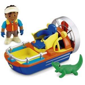 Go Diego Go! Animal Adventure Safari Rescue Vehicle Fan